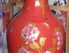 批发西安酒店开业迎宾大花瓶价格青花瓷箭筒大摆件