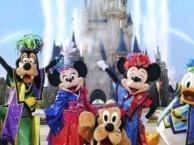 梦幻迪士尼:上海半自由行、嗨玩迪士尼 双高三日游