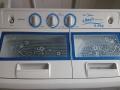 美的8.0kg半自动洗衣机廉价出售