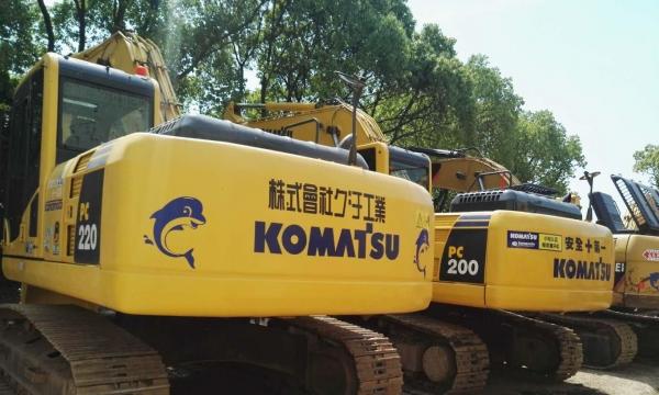 转让 挖掘机小松二手挖掘机出售转让手续齐全