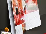 定做公司折页画册  彩页 宣传单印刷 广告画册 服装画册