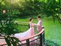 金色爱堡旅游婚纱摄影 拍婚纱照如何笑得好看?