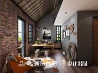 现代工业风格的别墅室内装修,个性又精致