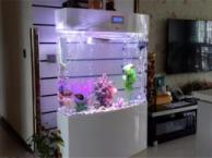 厂家直销鱼缸水族箱下过滤玻璃免换水