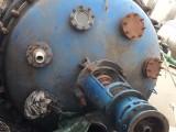 出售二手反应釜 蒸发器 列管冷凝器