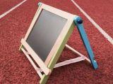 厂家直销 木质简约儿童学习画板 双面磁性