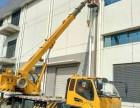 昆明14米高空作业车租赁价格 广告牌安装车出租 升降车出租
