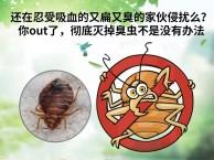 上海灭白蚁公司餐厅灭鼠杀臭虫