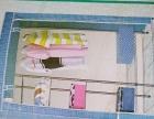 折叠衣柜便宜出售