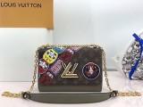 LV歌舞伎系列,专柜同款高仿奢侈品包包厂家直销