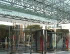 常州电动玻璃门维修订做 感应门定做维修