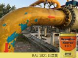 燃气管道防腐漆 德国必可三合一 油菜黄色