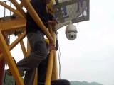 广州施工工地高空塔吊视频监控系统并远程监控安装价格