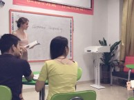 公明外教英语口语培训成就商务交流精英