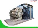 Hutec全电脑六色软管印刷机 化妆品印刷机塑料软管热转印机