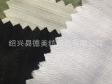 低价供应TC人字斜110*76 鱼骨纹口袋布里料条纹里布