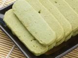 纯手工抹茶曲奇牛油饼干糕点200g 低脂健康饼干代工贴牌食品批发