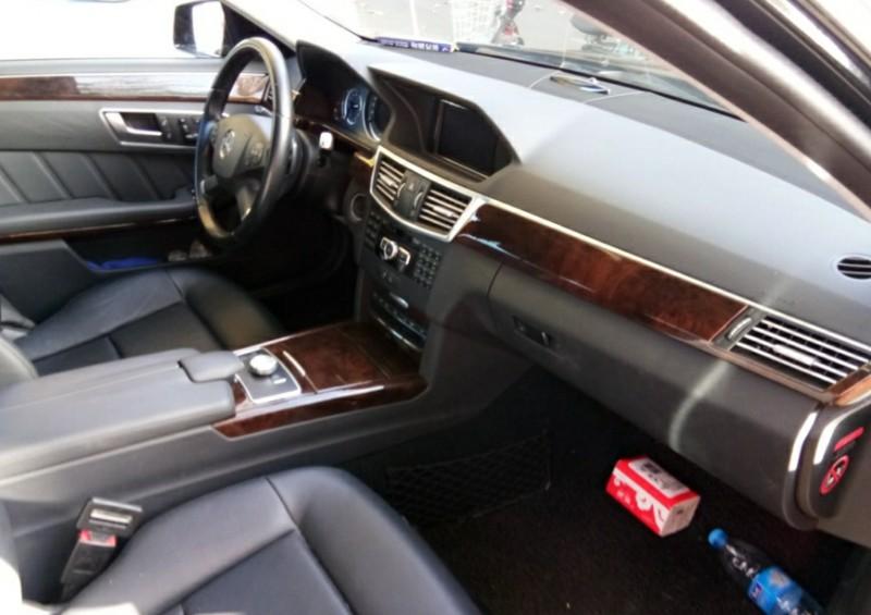 转让 轿车 奔驰 E级2013年1.8t.黑色着急换车