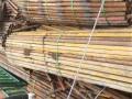 吉林通化二手架子管 扣件木方子 脚手架出售