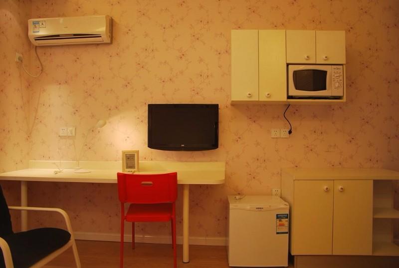 申花 芳满庭 1室 1厅 35平米 整租