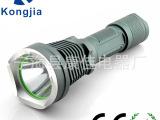 特价供应5档调光Cree led强光伸缩手电筒批发  LED充电