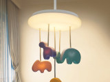 飞利浦LED吊灯儿童房夜灯灯具甜甜梦卡通