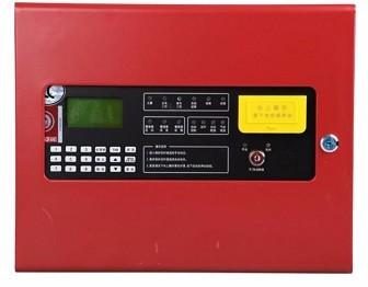 GST-QKP01气体灭火控制器 陕西消防工程施工 安装调试