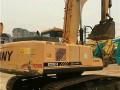 2014年出厂三一215-9最新款二手挖掘机出售-车况一流