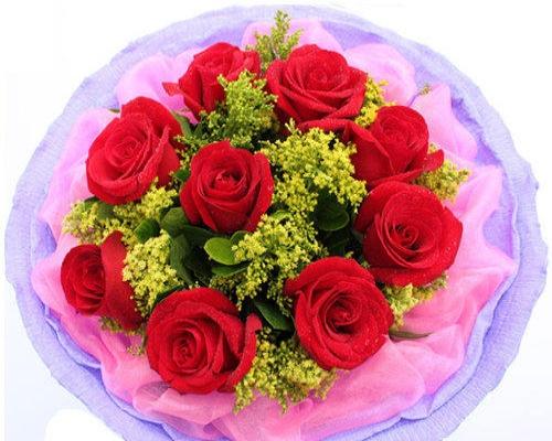 9朵玫瑰代表什么 不同颜的9朵玫瑰花语