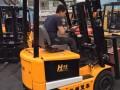 镇江丹阳二手电瓶叉车/二手1.5吨电动叉车合力叉车低价
