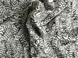 高密全棉平纹印花布料 精梳60支纱印花面料 高档平纹印花平布批发