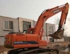 转让 挖掘机斗山个人挖机停工转让