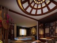 武汉光谷美容美发店面装修设计|专业美容院室内装修