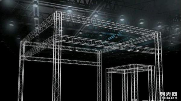 武汉展会舞台布置搭建展板灯光音响出租工厂