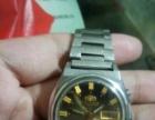 东方双狮子手表收藏