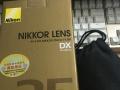 尼康镜头35mm/1.8G自用9.5成新