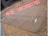 防汛防洪石笼网 铅丝石笼防洪石头笼子 水利提防铅丝石笼-中石