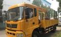 泸州12吨徐工随车吊平板拖车价格 分期现车包手续