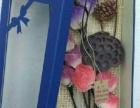 七夕火热预定中永生花、干花礼盒设计制做及私人订制