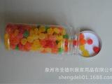 螺纹铝盖塑料花草茶瓶 PET塑料包装瓶 干果瓶 水果茶塑料罐
