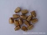 【厂家直销】供应铜接头铜接头加工 数控车床加工零件