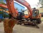 二手轮式挖掘机斗山210 挖掘机 低价出售