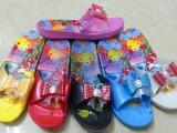 居家拖鞋 女家居夏季蝴蝶结凉拖鞋批发夏天拖鞋库存处理
