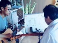 成都专业尤克里里培训班 民谣吉他 天韵吉他西门店