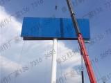 河北单立柱广告塔制作知名品牌 千禧广告