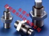 不锈钢圆管激光穿孔机 激光小孔细孔精密加工 超微孔加工