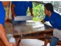 专业搬家公司、精于专业搬家服务、空调拆装