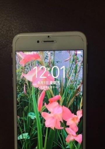苹果手机6sPlus国行64G3100元