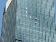 南山威盛大厦广告字LOGO玻璃贴膜喷绘海报上门服务