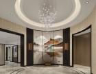 龙湖江与城天钜装修 天钜独栋别墅设计方案新中式效果图